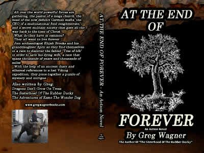 At The End Of Forever - An Historical Fiction Novel