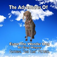 The Adventures Of Esme The Wonder Dog - Children's Hidden Picture Book